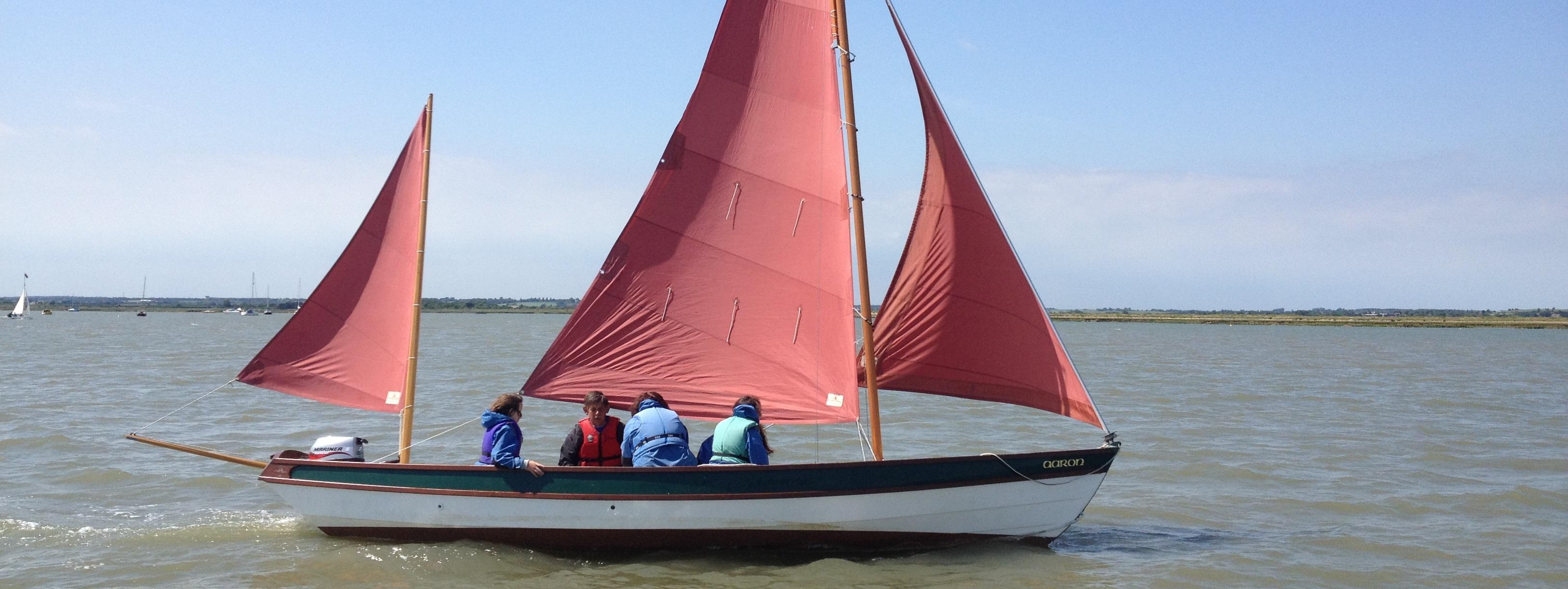Sailing at FACT