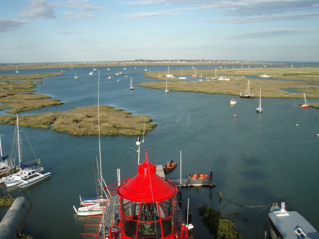 View of the Salt Marsh