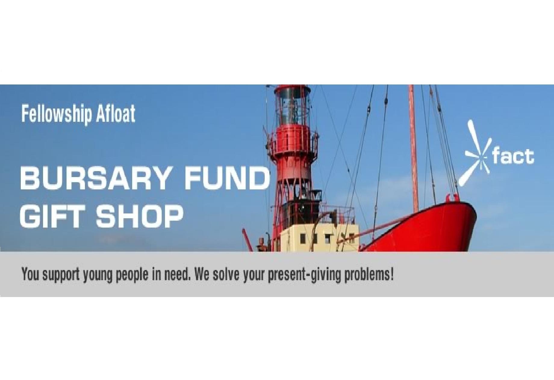 Bursary Gift Shop