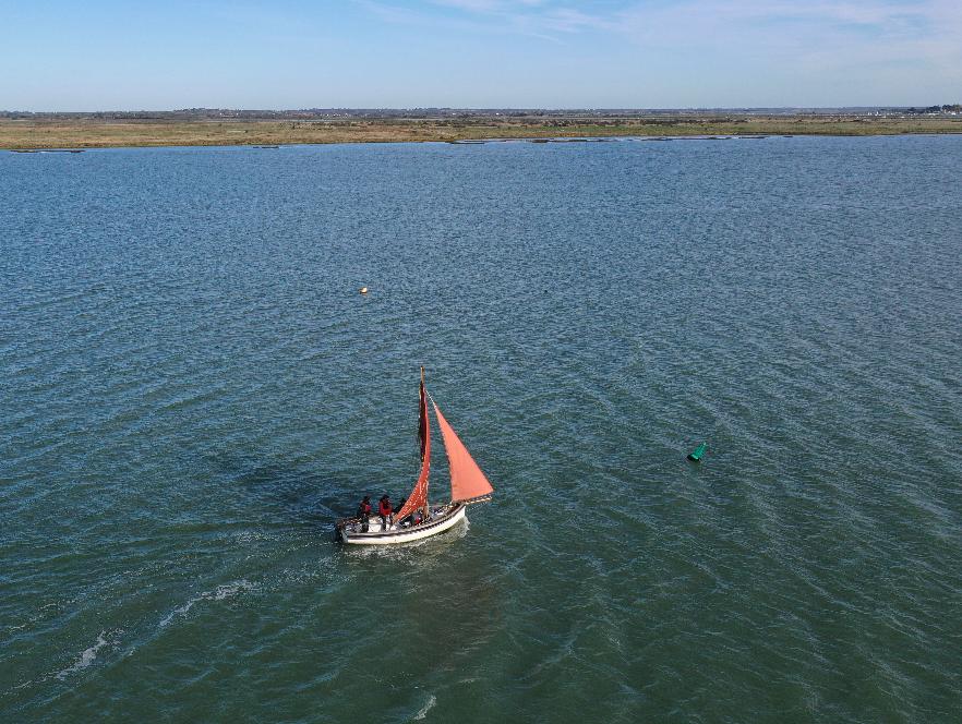 sail aerial