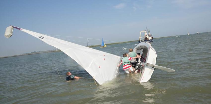 Capsize Recovery