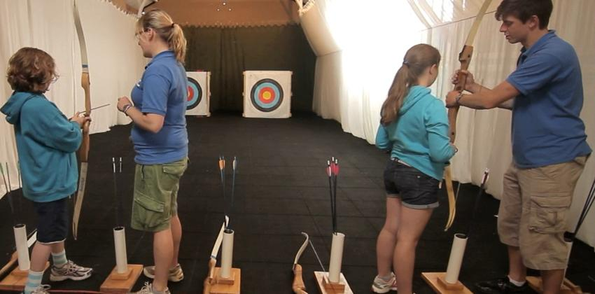 Archery at FACT