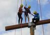 High Ropes at Fellowship Afloat