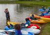 Kayaking On Salt Pool