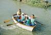 Rowing at Fellowship Afloat